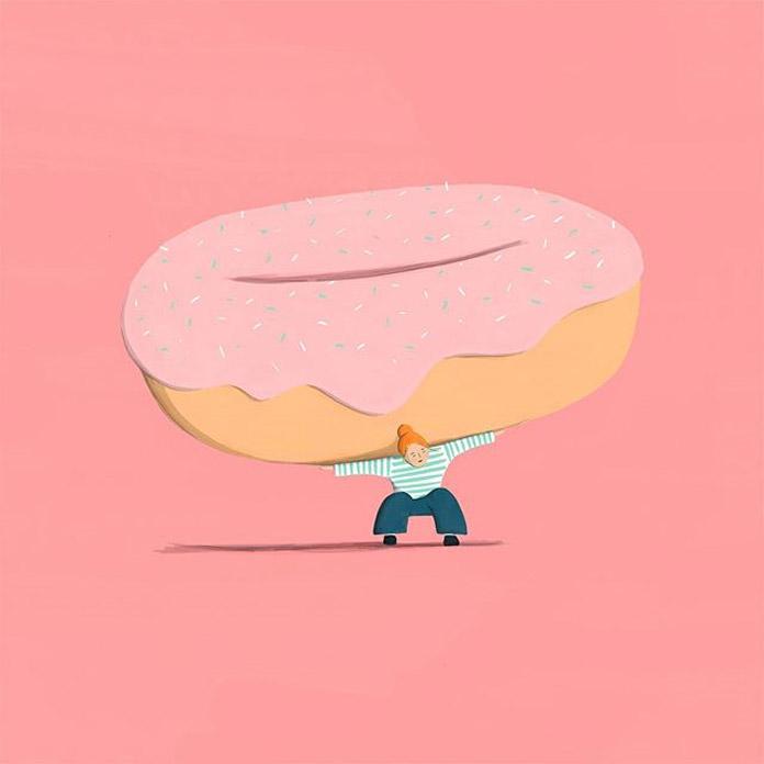 Illustration by Rachael Presky.