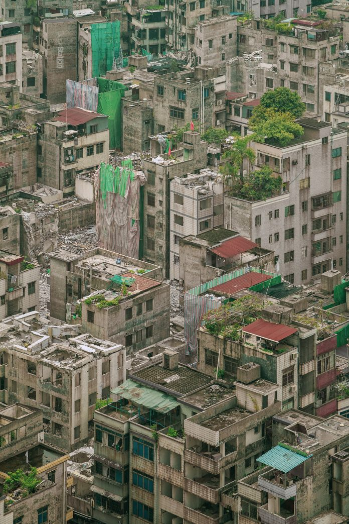 Villages in the City, a photo series by Black Station.