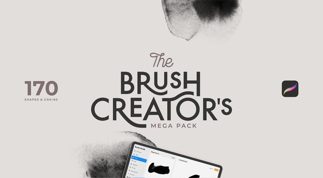 Brush creator for Procreate.