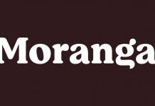 Moranga font family by Latinotype.