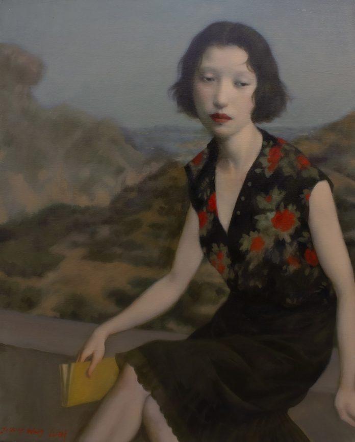 Soft Winds (20x16), image © by Jeffrey Chong Wang/Gallery House.