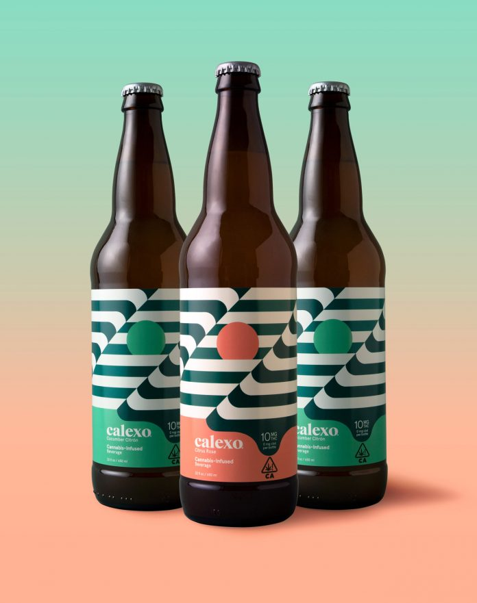 Graphic Design, Branding, and Packaging Design by TRÜF for Calexo