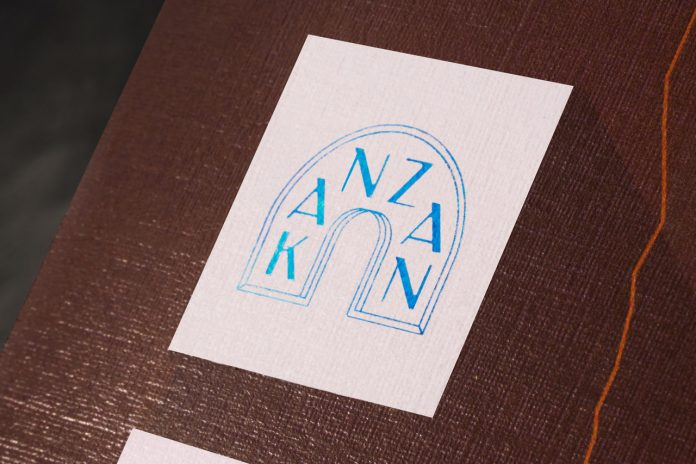 Graphic design and branding by Futura for coffee shop Kanzan.