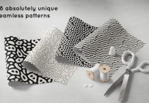 78 seamless organic patterns made as vector files for any kind of graphic design project.