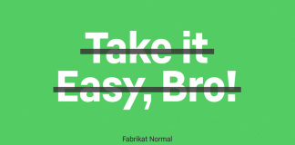 Fabrikat Normal font family by Hannes von Döhren and Christoph Koeberlin.