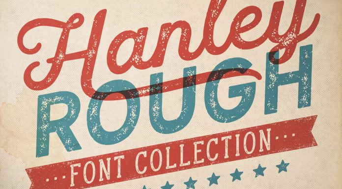 Hanley Rough Font Collection