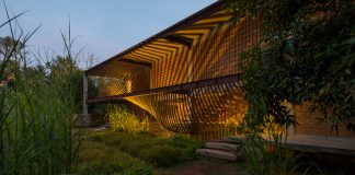 IHA, a residence designed by the architects of Wallmakers.