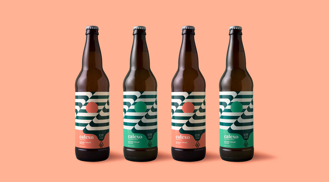 Packaging design and branding project by TRÜF for Calexo.