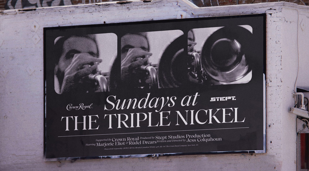 Sundays at the Triple Nickel, a documentary short about a woman named Marjorie Eliot.