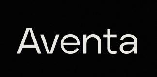 Aventa font family by Ellen Luff.