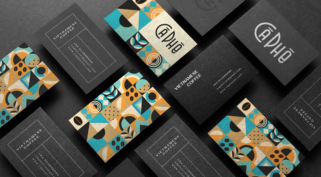 CA PHE brand design and packaging by Cong Anh.