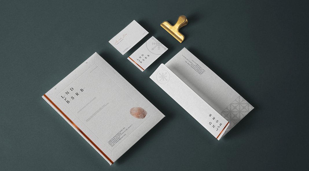 Graphic Design and Branding by Casetograf for Land of Basarabia