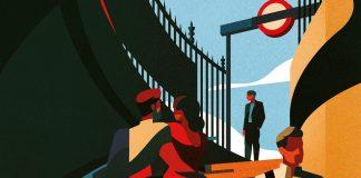 London illustrations by Charlie Davis.