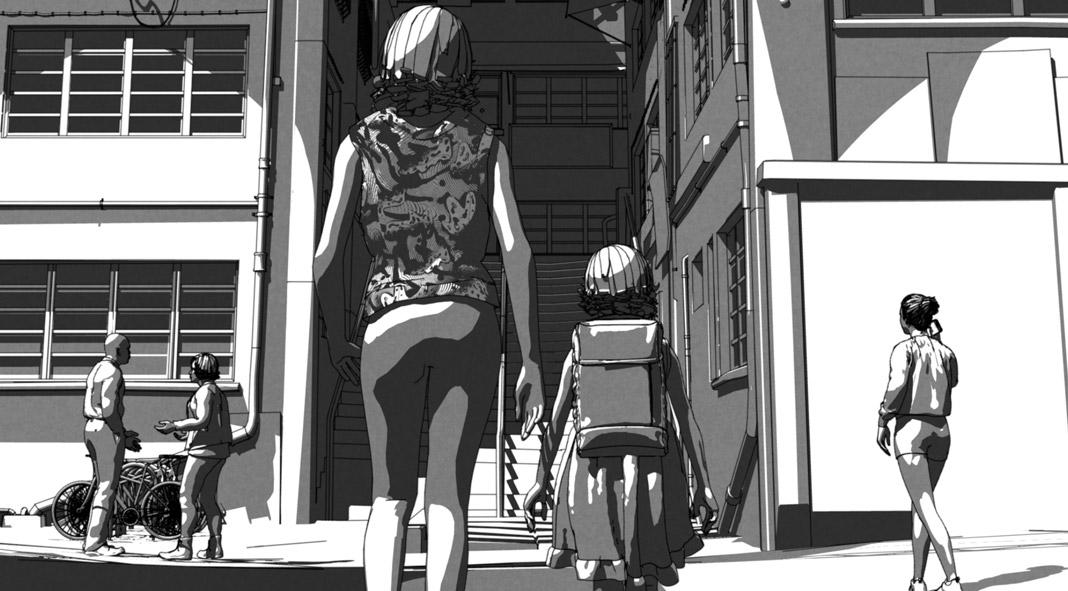 NEVADA — Animated Short Film by Guillermo Daldovo