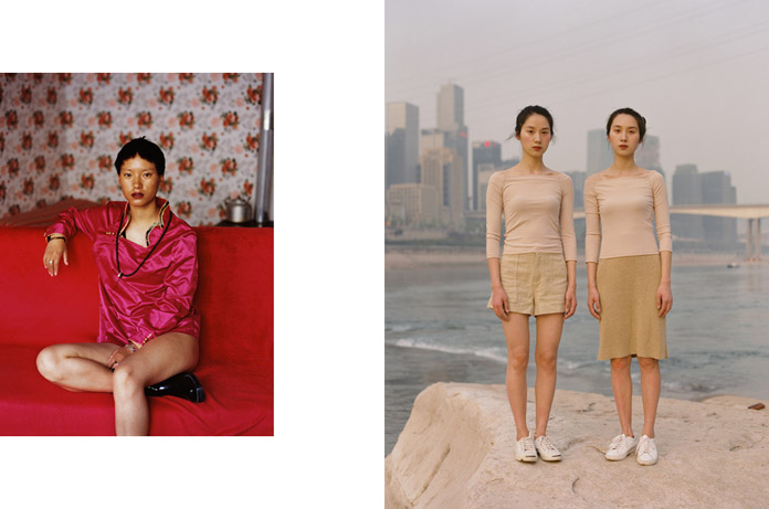 Girls, an ongoing photo project by Chinese photographer Luo Yan.
