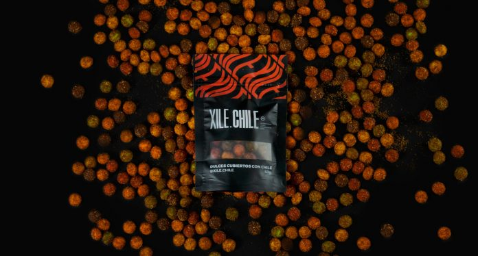 XILE CHILE brand and packaging design by studio SHIFT.