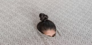 Blank Slate photo series by photographer and artist Brooke DiDonato.