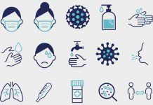 COVID-19 Vector Icons