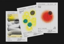 LETO exhibitions brand identity by Ania Wieluńska and Igor Kubik.