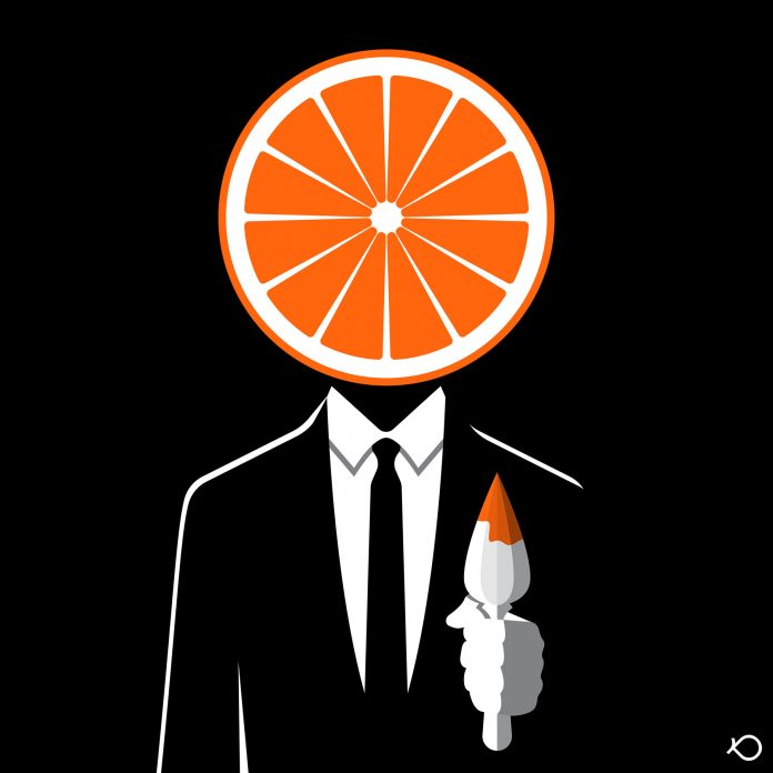 Lemon Squeezer - Illustration by Kostis Pavlou