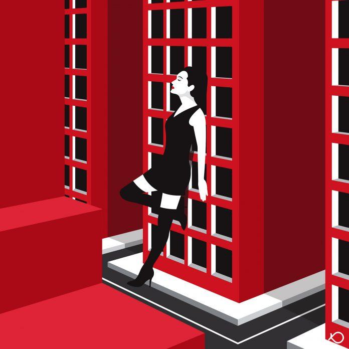 Loneliness 3 - Illustration by Kostis Pavlou