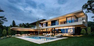 SAOTA designs a Canadian home on the banks of Lake Huron.