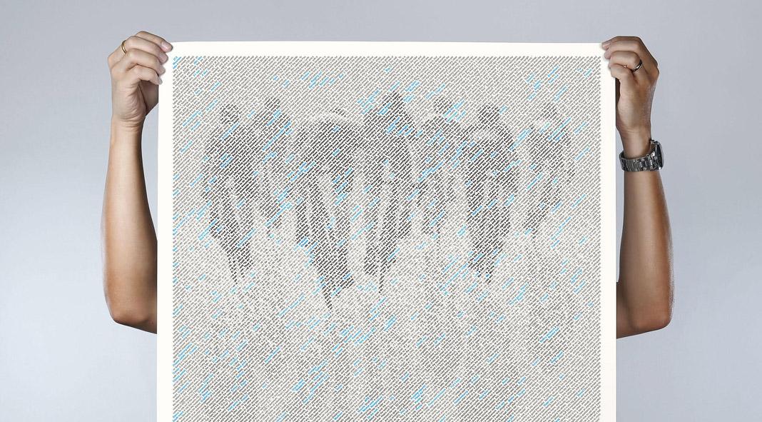 100copies New Bicycle Art #45 - CYCLINGO