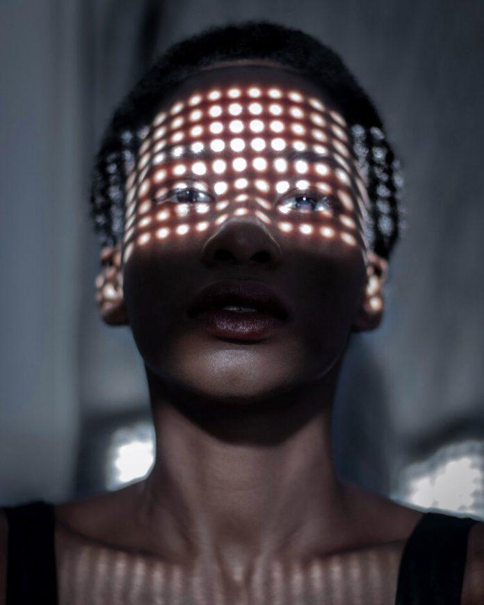 Self portrait by photographer Tana O'Hara.