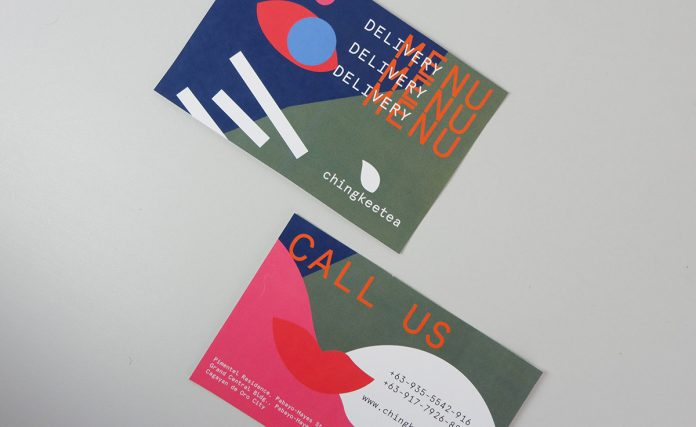 Chingkeetea — Branding by Uncurated Studio