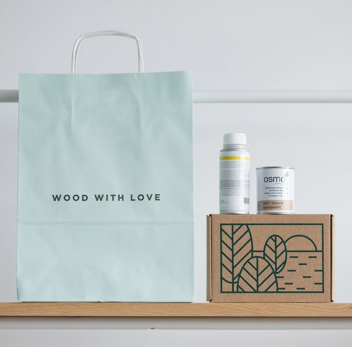 Gir Woodcraft — packaging illustrations by Milica Pantelic.