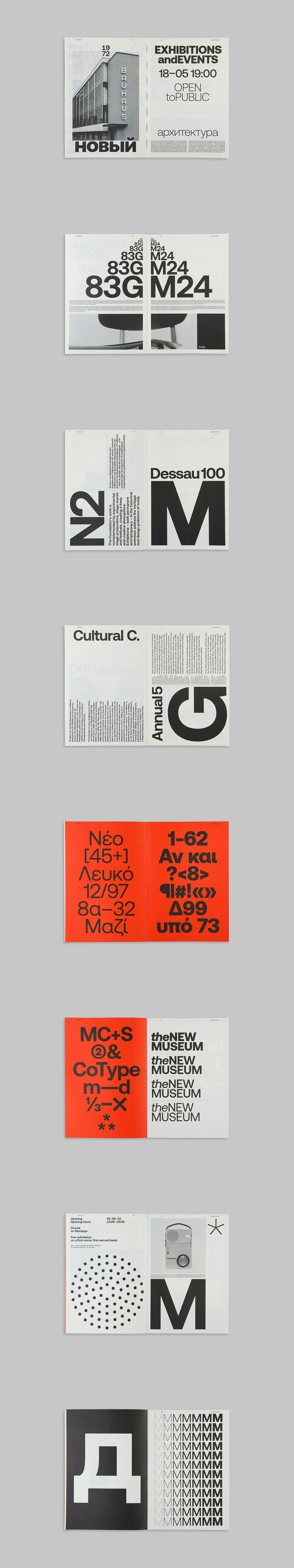 Aeonik Pro font family and specimen book from CoType™ foundry.