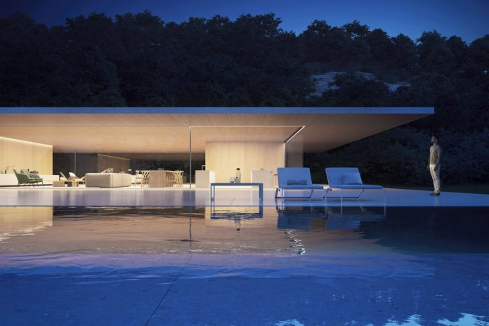 House in Sotogrande by Fran Silvestre Arquitectos.