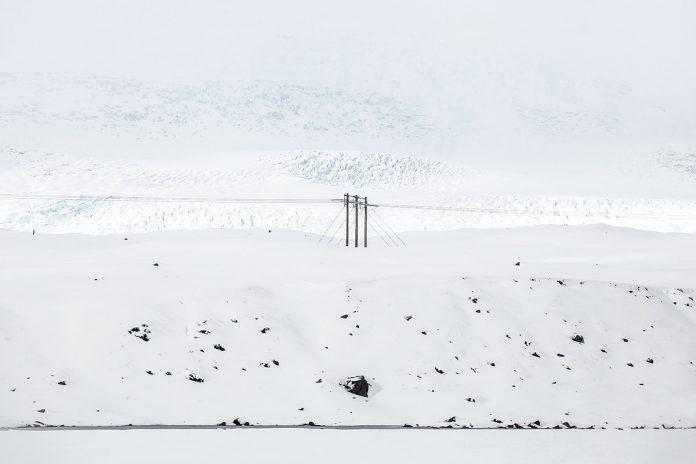 Power Poles, a photo series by Paweł Franik.