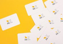 Design Pin branding by TU DESIGN OFFICE.