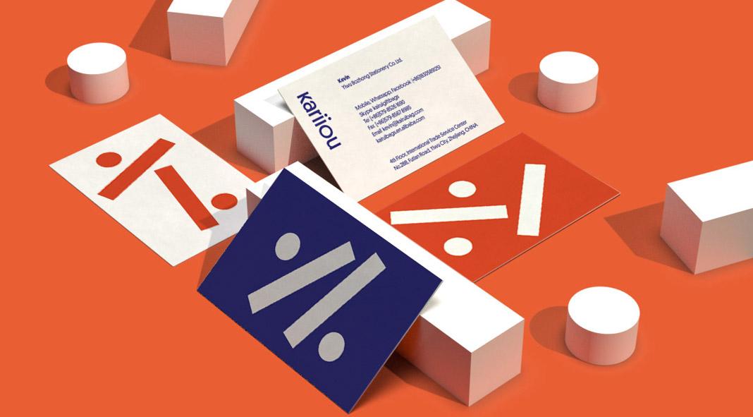 Kariiou branding by Toormix Design Agency.