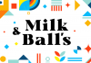 Milk and Ball's font family by Alit Design.