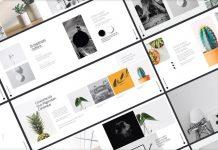 A multi-purpose portfolio brochure template for Adobe InDesign.