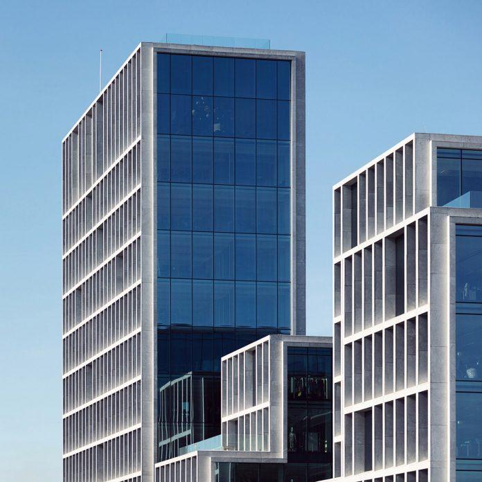 Office building in Aarhus, Denmark