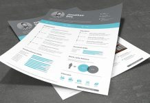 Outstanding application document templates for creatives including cover letters, resume, and additional elements.