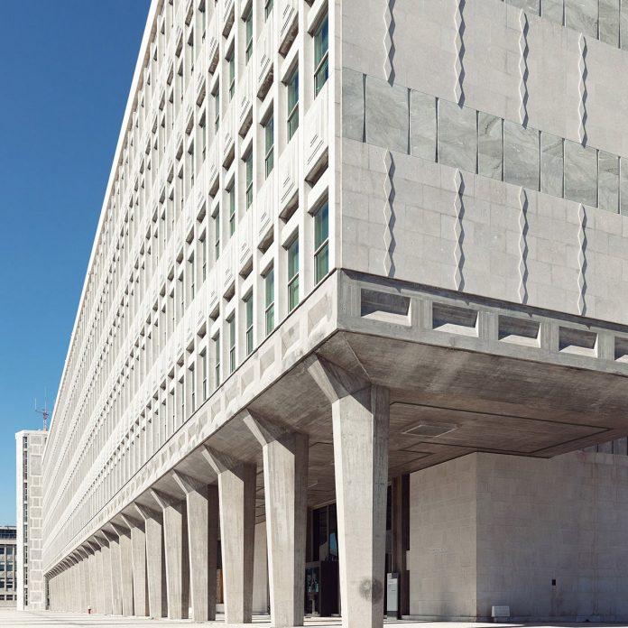 Palácio da Justiça in Lisbon, Portugal
