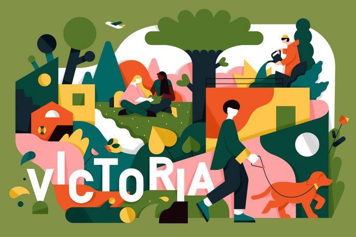 Victoria, illustration by Mateusz Napieralski