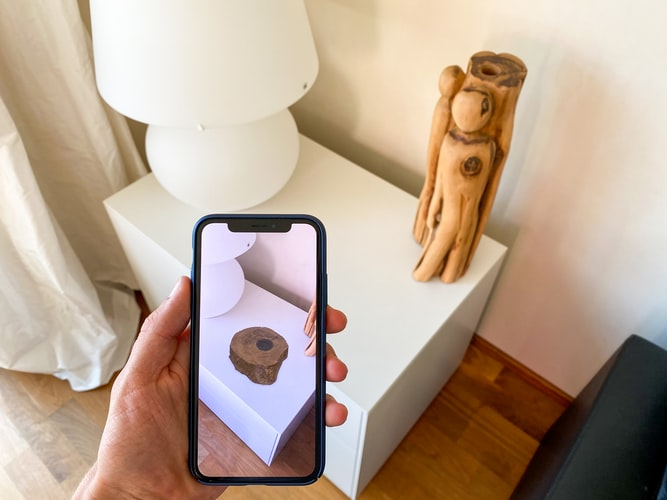 The Potential of AR in the Art and Design Industry