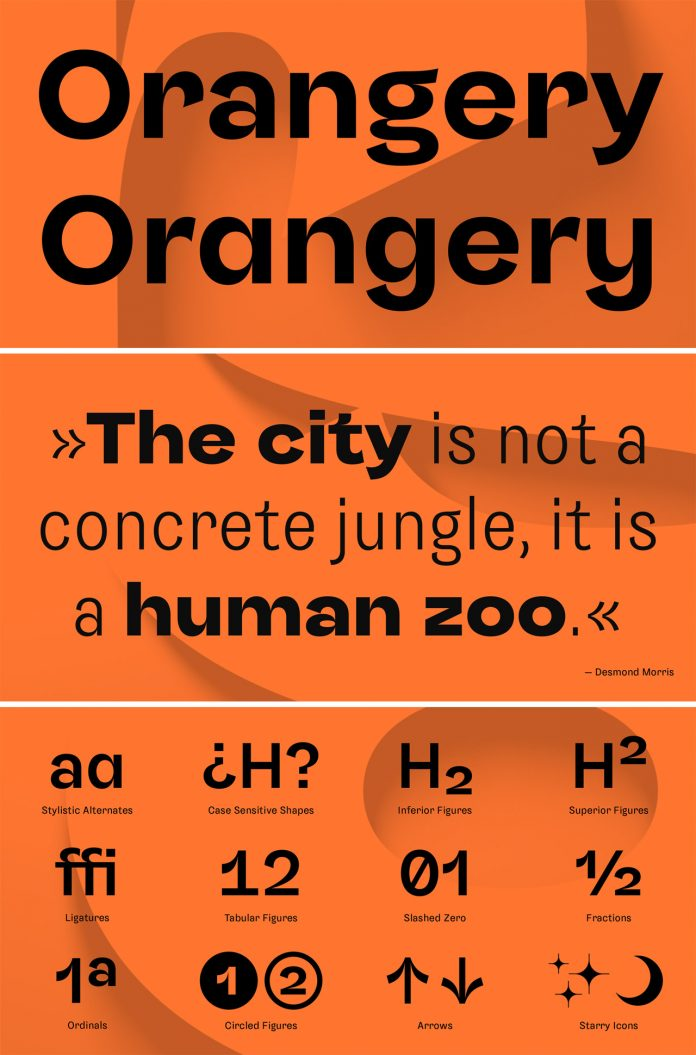 Sombra Font from TypeMates