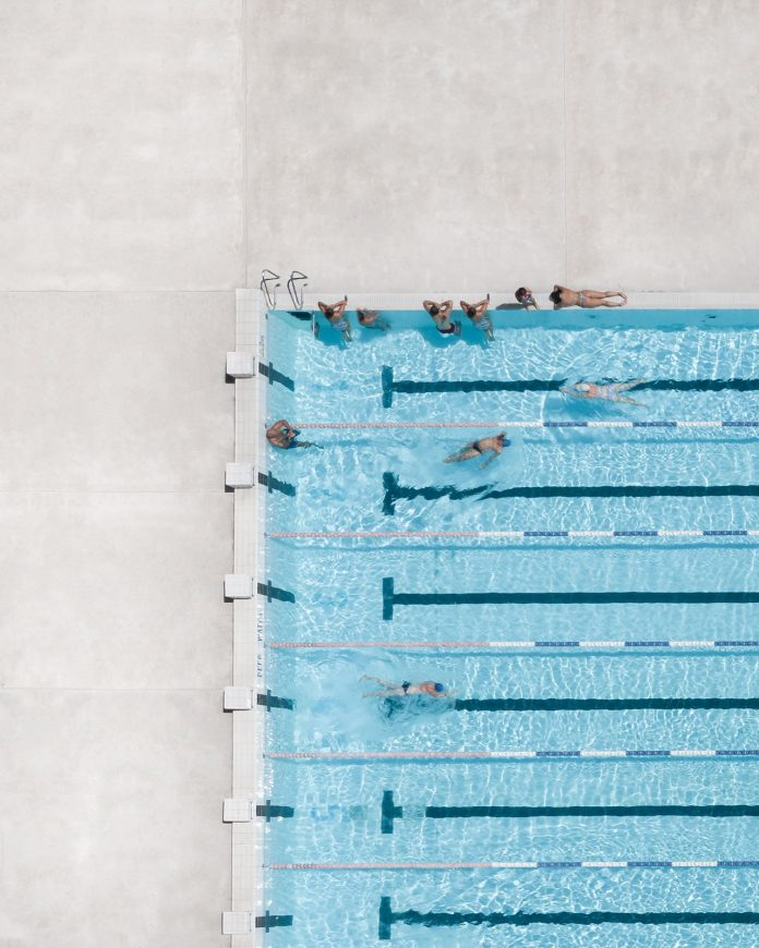The Beauty Of Swimming Pools – Aerial Photography by Brad Walls.