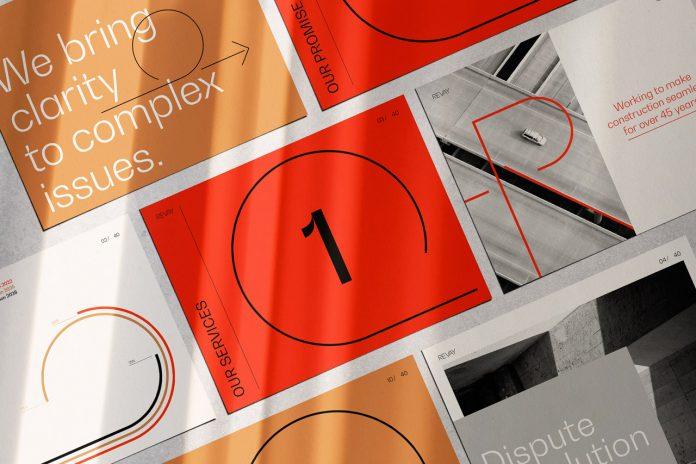 Revay branding by creative agency Sid Lee.