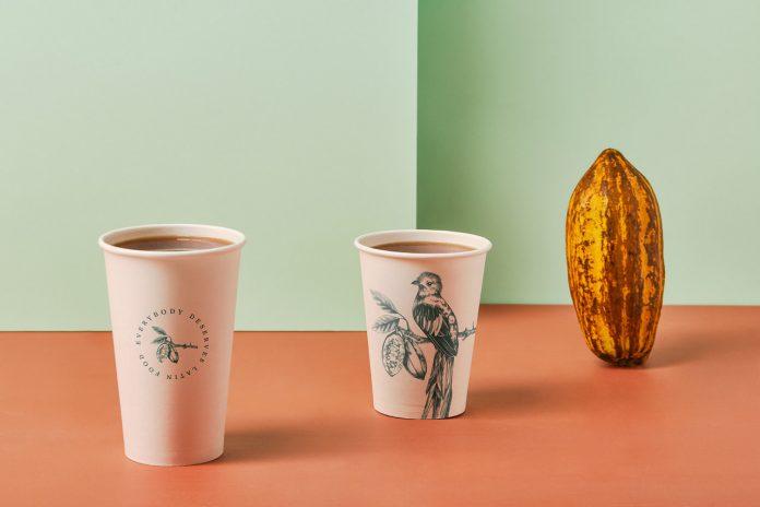 Cafe Kacao branding by graphic design studio Vegrande.