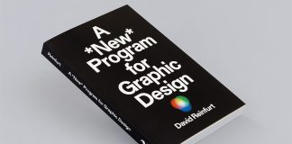 A New Program for Graphic Design by David Reinfurt