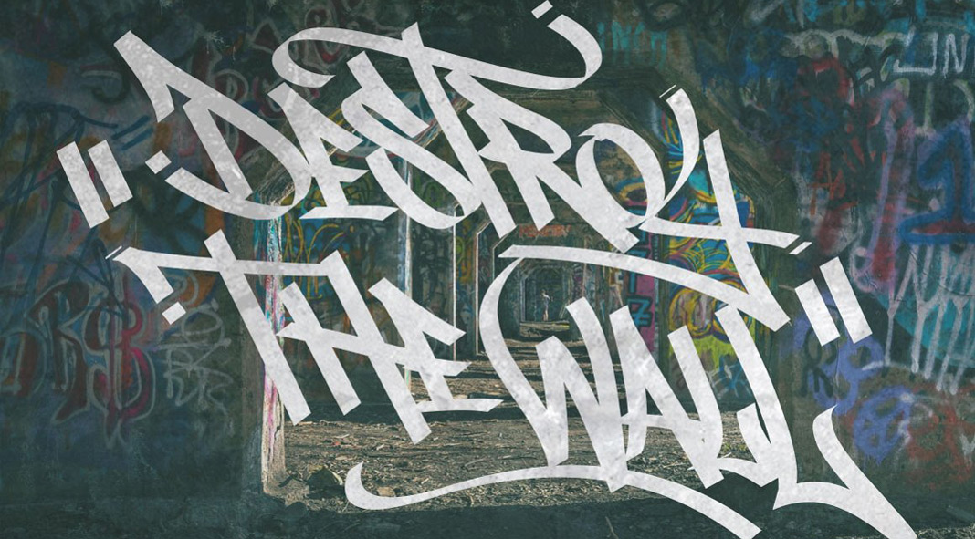 The 10 Best Graffiti Fonts