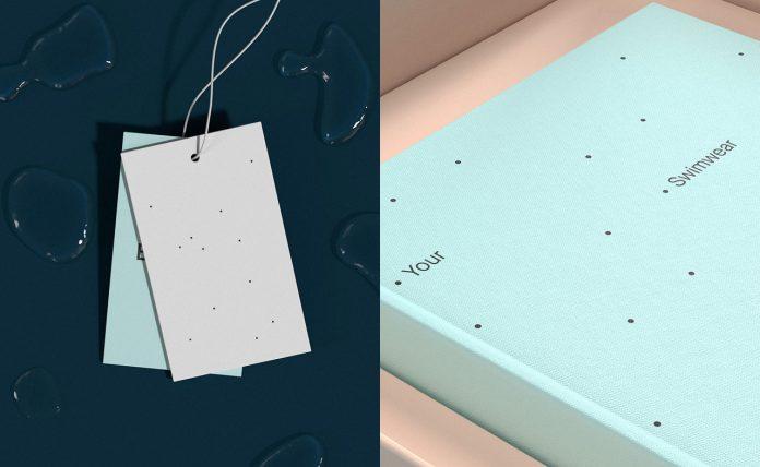 Bali Swim - branding and print design by creative studio Unspoken Agreement.