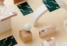 Balance Playing Cards by Stitch Design Co.